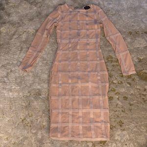 2Dresses bandage dress size S & navy  Dress XS